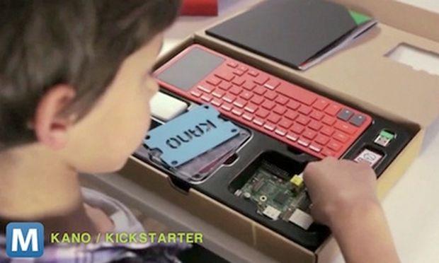 Τώρα τα παιδιά μπορούν να φτιάξουν τον δικό τους υπολογιστή! (εικόνες & βίντεο)