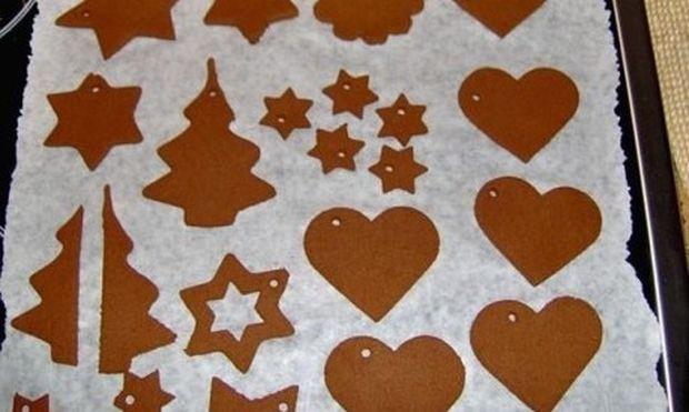 Φτιάξτε αρωματικά στολίδια για το χριστουγεννιάτικο δέντρο