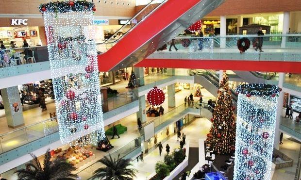 Το Χριστουγεννιάτικο Athens Metro Mall σας περιμένει  πιο γιορτινό από ποτέ!