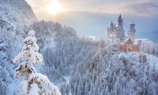 Αυτό το κάστρο είναι βγαλμένο από παραμύθι! (φωτογραφίες)