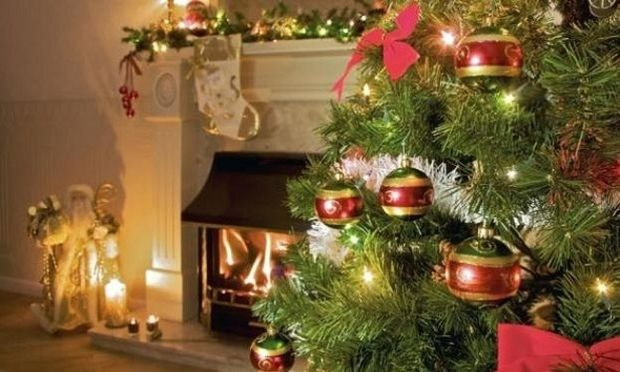 Φτιάξτε στολίδια για το χριστουγεννιάτικο δέντρο σας χωρίς να ξοδέψετε χρήματα!