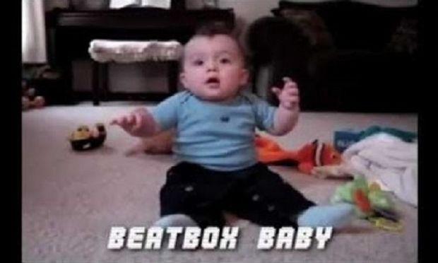 Απίστευτες χορευτικές φιγούρες από μωρά! (βίντεο)