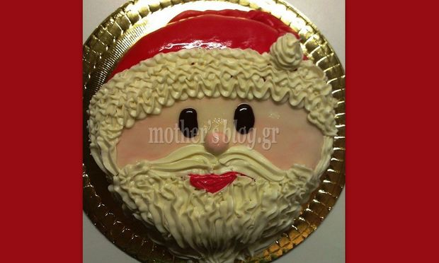 My cakes - My hobby! Φτιάχνουμε βασιλόπιτα, Αγιο Βασίλη!