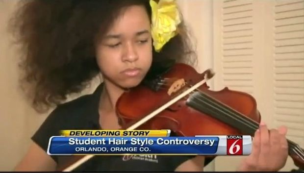 Ζήτησαν από μαθήτρια να αλλάξει τα μαλλιά της, αλλιώς θα την απέβαλαν από το σχολείο
