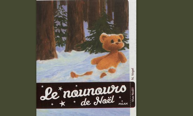 Le nounours de Noel: Μια όμορφη χριστουγεννιάτικη ιστορία για αναγνώστες από κούνια!