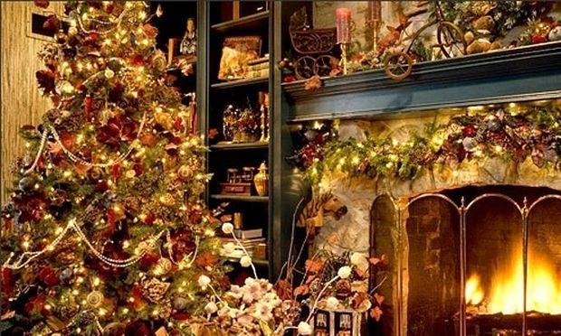 Χριστουγεννιάτικη διακόσμηση: Τι πρέπει να προσέχουμε όταν έχουμε παιδιά στο σπίτι