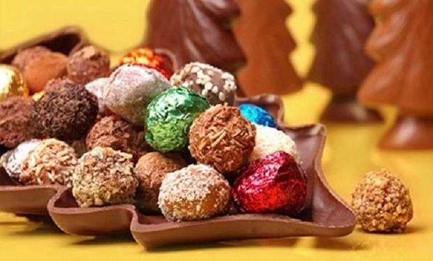 Συνταγή για τα πιο λαχταριστά χριστουγεννιάτικα σοκολατάκια!