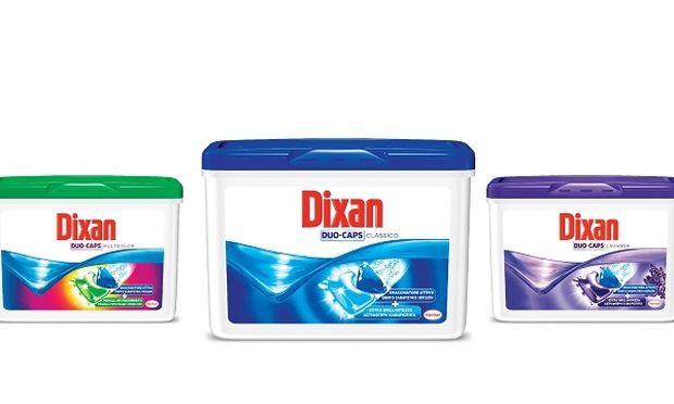 Νέες πιο ενισχυμένες κάψουλες πλυντηρίου από την Dixan