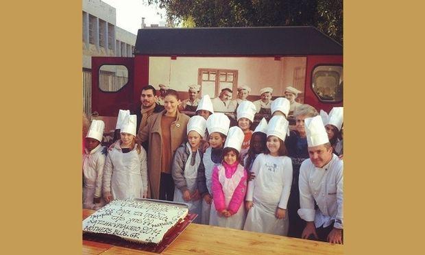 Τα ζαχαροπλαστεία Κωνσταντινίδης και το mothersblog.gr δίπλα στα παιδιά που έχουν ανάγκη
