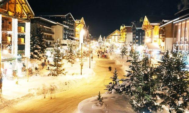 Ενα χριστουγεννιάτικο χωριό βγαλμένο από παραμύθι! (εικόνες)