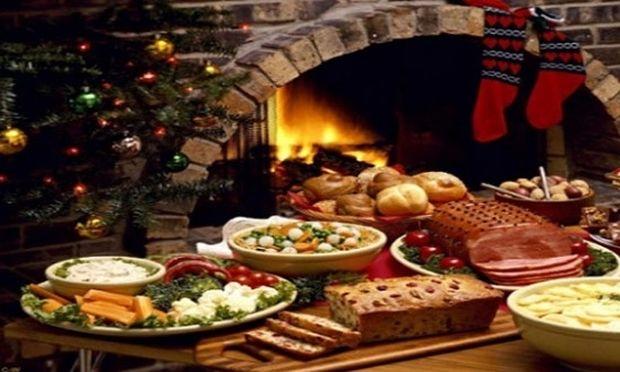 Τι να φάμε στο χριστουγεννιάτικο τραπέζι για να μην πάρουμε κιλά!