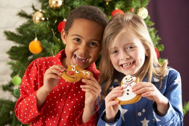 Η διατροφή των παιδιών μας τα Χριστούγεννα… Τί να προσέξουμε;