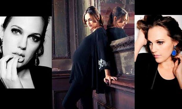 Η τηλεοπτική Χουρέμ φωτογραφήθηκε λίγο πριν γεννήσει! (εικόνες)