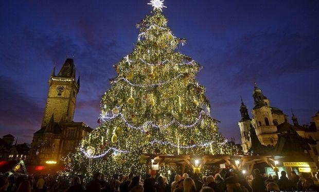 Τα 11 παραμυθένια χριστουγεννιάτικα δέντρα του κόσμου! (εικόνες)