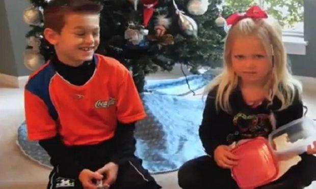 Αυτά είναι τα χειρότερα και τα πιο αστεία δώρα για παιδιά! (βίντεο)