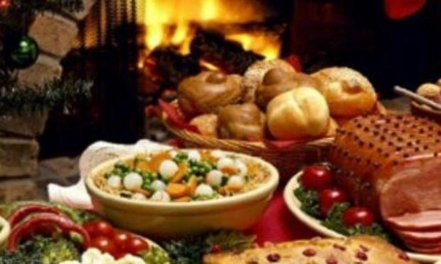 Μικρά μυστικά για να μην πάθουμε δυσπεψία από τα γιορτινά εδέσματα!