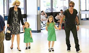 Αυτές είναι οι μοδάτες κόρες της Νικόλ Κίντμαν! (φωτογραφίες)