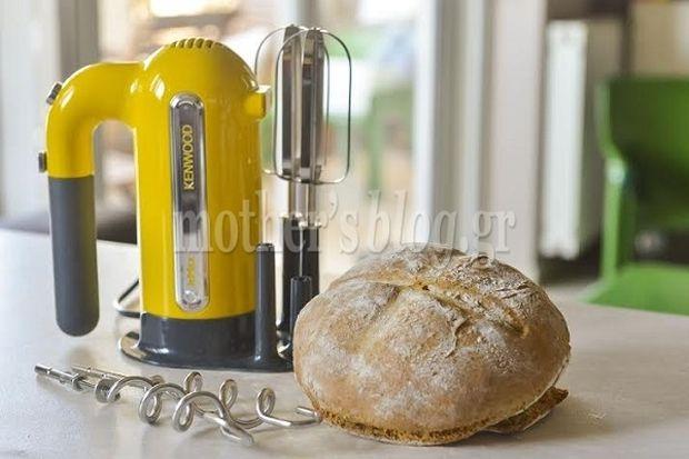 Συνταγή για λαχταριστό ψωμί σόδας σε 35 λεπτά από τον Γιώργο Γεράρδο!