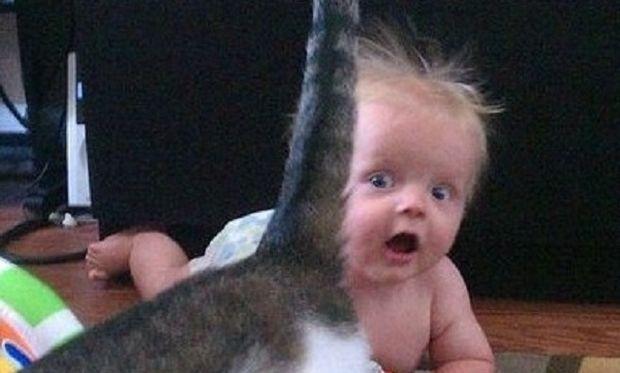 Αυτά είναι τα πιο αστεία μωράκια του κόσμου! (φωτογραφίες)