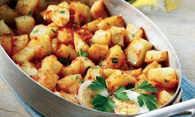 Συνταγή για πατατούλες γιαχνί!
