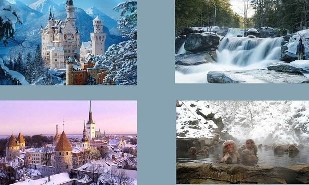 Εικόνες βγαλμένες από παραμύθι! Κι όμως αυτά τα μέρη υπάρχουν (φωτογραφίες)