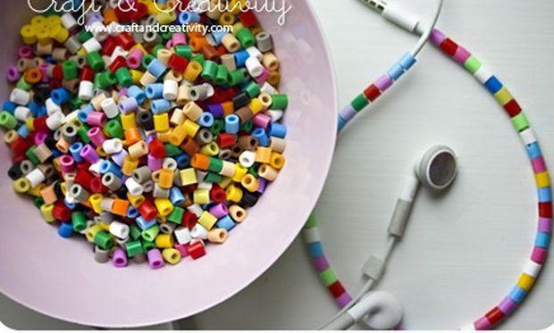 Η πιο απίθανη κατασκευή για να μην μπερδεύονται τα ακουστικά των παιδιών σας (εικόνες)