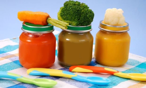 Πώς ετοιμάζουμε με ασφάλεια τις τροφές του μωρού μας στο σπίτι;