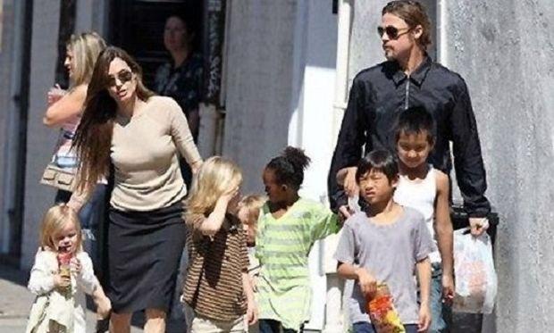 Έβδομο παιδί για την Αντζελίνα Τζολί και τον Μπραντ Πιτ;