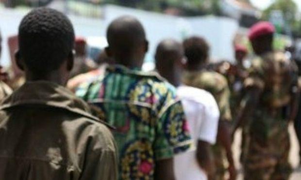 Αφρική: Στρατολογημένα παιδιά, απελευθερώθηκαν
