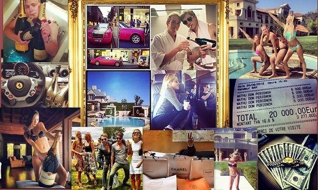 Αυτά είναι τα… καλόπαιδα του Beverly Hills! Επίδειξη πλούτου μέχρι αηδίας! (εικόνες)