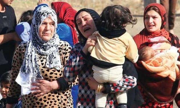 Συρία: Με στόχο να σωθούν αθώες ζωές, γυναίκες και παιδιά φεύγουν άμεσα από τη πολιορκημένη πόλη Χομς