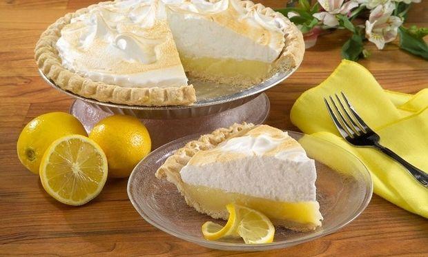 Συνταγή για lemon pie της τεμπέλας!