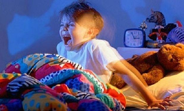 Εφιάλτης ή νυχτερινός τρόμος; Πώς μπορούμε να βοηθήσουμε το παιδί μας