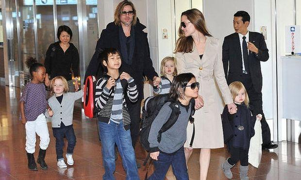 Μπρατ Πιτ-Αντζελίνα Τζολί: Μετακομίζουν οικογενειακώς στο Γιοχάνεσμπουργκ