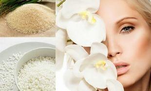 Καταπολεμήστε τις ρυτίδες με μάσκα από ρύζι!