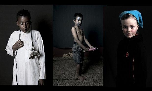 «Τι θα γίνεις όταν μεγαλώσεις;». H φωτογράφος που γύρισε τον κόσμο για τα παιδιά! (εικόνες)