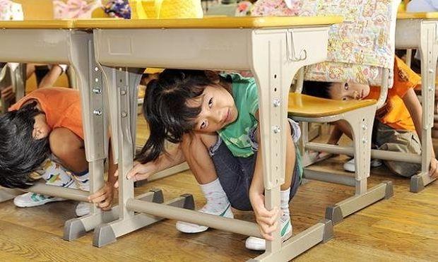 Πώς να προστατευτείτε εσείς και η οικογένειά σας σε περίπτωση σεισμού. Πληροφορίες και πρόληψη