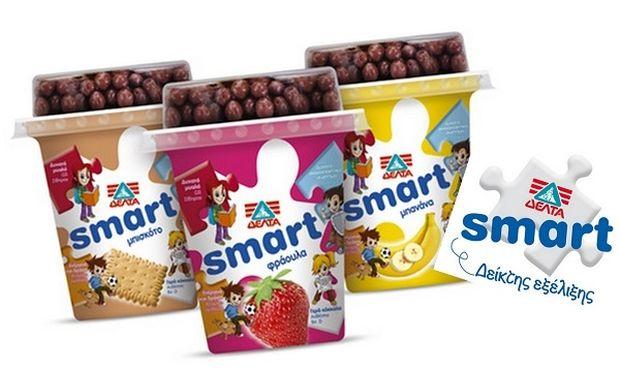 «Προϊόν της Χρονιάς 2014», τα επιδόρπια γιαουρτιού ΔΕΛΤΑ SMART!