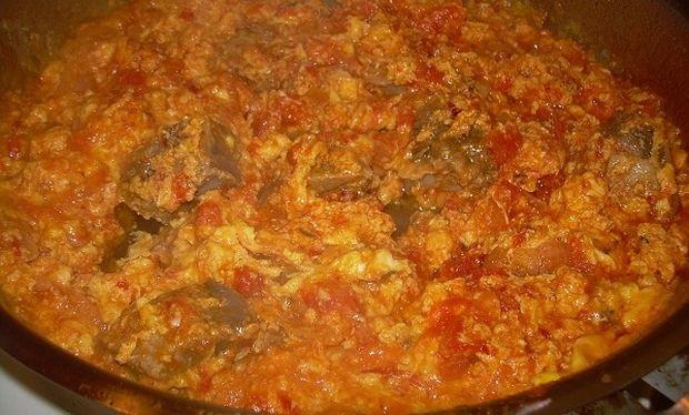 Συνταγή για καγιανά σε 5 λεπτά!
