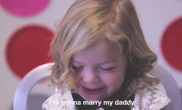 Πώς αντιδρούν τα παιδιά σε ερωτήσεις για τον Αγιο Βαλεντίνο; Δείτε το χαριτωμένο βίντεο