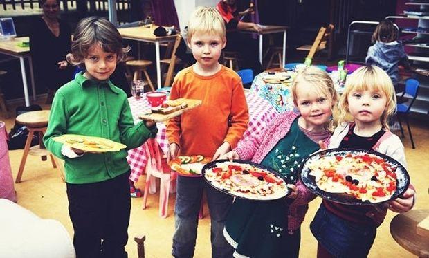 Οι επιχειρηματίες δεν έχουν ηλικία! Το εστιατόριο με ιδιοκτήτες…μικρά παιδιά! (εικόνες)