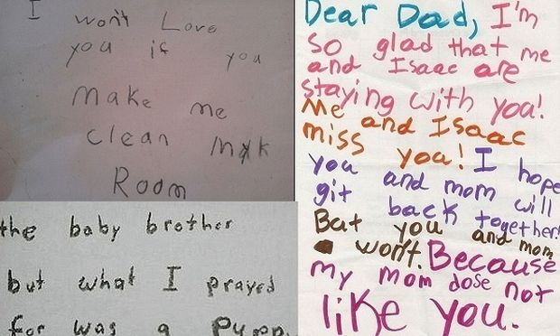 Όταν τα παιδιά γράφουν σημειώματα, μας αφήνουν... άφωνους! (εικόνες)