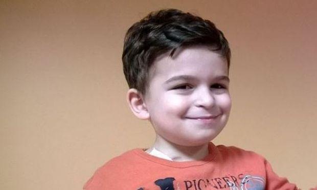 Συγκεντρώθηκαν τα χρήματα για τον μικρό Παναγιώτη που πάσχει από νευροβλάστωμα! Φεύγει για Νέα Υόρκη