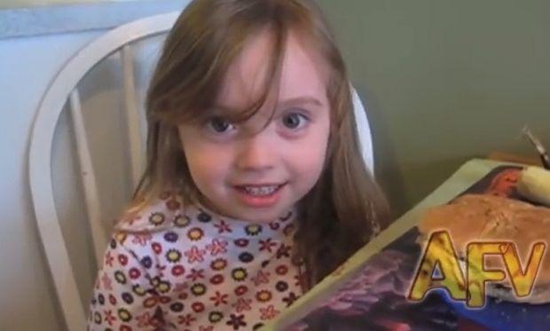 Η απροσδόκητη απάντηση της κόρης στο μπαμπά για τα αγόρια! (βίντεο)