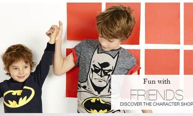 Τα Marks & Spencer παρουσιάζουν την παιδική για την Άνοιξη / Καλοκαίρι 2014