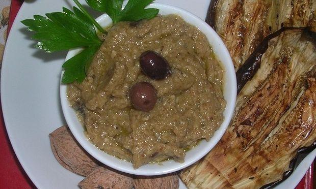 Συνταγή για υπέροχη μελιτζανοσαλάτα