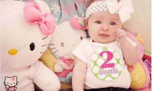 Από την γέννηση έως τον 1ο χρόνο! Η ανάπτυξη ενός μωρού μέσα από αξιολάτρευτες φωτογραφίες!
