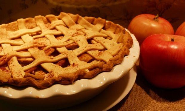 Συνταγή για πανεύκολη μηλόπιτα