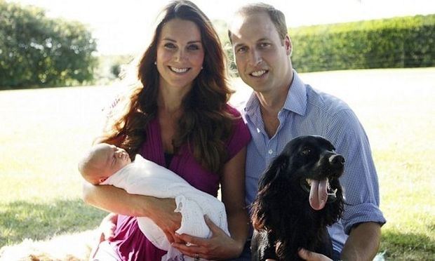 Ισπανίδα η εκλεκτή νταντά για το πριγκιπικό μωρό!
