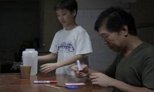 Ένα μάθημα ζωής από πατέρα σε γιο που συγκινεί! (βίντεο)
